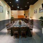 Sala para eventos privados.