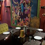 wall painting of the restaurant3