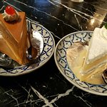Food, desserts, beverage all delicious. Staffs and owners are so friendly.  The restaurant serve