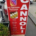 Photo of La Pignolata Guinness Cannoli