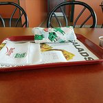Taco Time on 22nd street west in Saskatoon, SK.