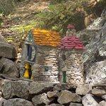 Foto Le ron des fades village miniature