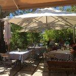 Lunch at Stellenbosch winery