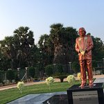 Statue of Dr.APJ Abdul Kalam, A Great son of India