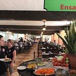 Foto di Hotel & Bungalows Mayaland - Buffet Restaurant