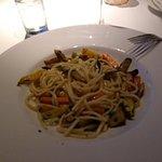 Linguini trufa