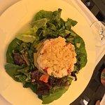 Lobster Tower Salad