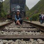 Devil's Nose Train, Sinbamba.