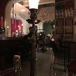 The dining room of El Fenn
