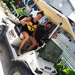 Thank you Shaina and Corey for renting from Sam's Golf Cart Rental!