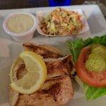 Great fish sandwich