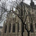 Votivkirche - flying buttress structure