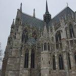 Votivkirche - Neo-Gothic architecture on display