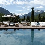 Photo de The Alpina Gstaad