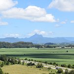 View of Face Like Mt Warning