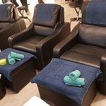 Massage chairs for Foot Reflexology
