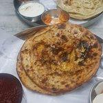 Delicious Parathas