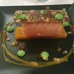 maki de saumon ...