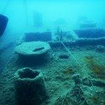 Ship wreck near Manoel Island 5-18m