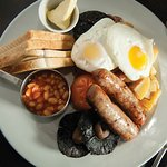 Old Gate Full English