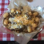 Chili Cheese Tots