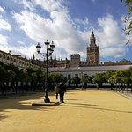 Foto Plaza Patio de Banderas