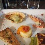 Foto de Osteria del Pesce Rosso