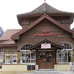 Cafe Restaurant Schweizerhof Foto