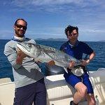 Great days fishing on Gypsea Girl!