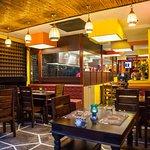 Φωτογραφία: Ζαφραν Ινδικη Κουζινα