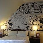 Stan Lee room