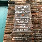 Chapelle des Carmelites.