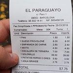 Photo de Restaurante El Paraguayo
