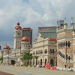 Photo of Sultan Abdul Samad Building