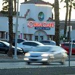 Cuba Cafe exterior