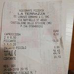 Foto de Pizzeria La Terrazza