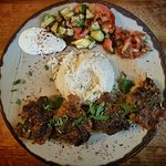 The Fez Kofte is Delectabe!
