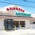 Front Entrance to Gringada MEX Rest - Greenbelt MD