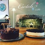 Great first week as the new owner of the Cwtch Cafe! Pop in and try our delicious homemade food