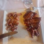 "Corte ""Angus"" de S/78.  35% de la carne era grasa. No grasa intramuscular, cracteristica del cor"
