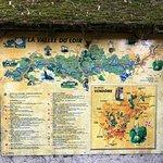 Tal de Loir mit vielen tollen Schlössern