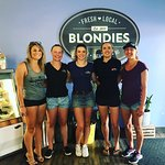 Foto de Blondies Cafe
