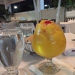 Mango Nonalcoholic Frozen Daiquiri