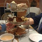 Afternoon tea for two (enough for 3 to share!)