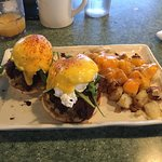 Chesapeake Crab Benedict