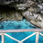 Cinote blue hole