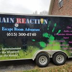Chain ReAction Mystery Adventures  Mystery Adventures / Escape Room