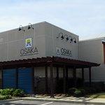 front of Osaka