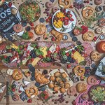 Baker, Grocer, Butcher, Deli, Kitchen, Cafe, Patisserie, Bar, Seafood, Rotisserie, Low n Slow