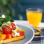 Fresch Restaurant Breakfast